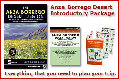 Anza Borrego Desert Introductory Package