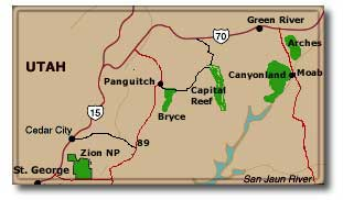 Bryce Canyon National Park Nearby Attractions Desertusa
