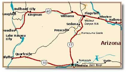 Bullhead City Arizona Desertusa