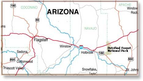 Holbrook Arizona  DesertUSA