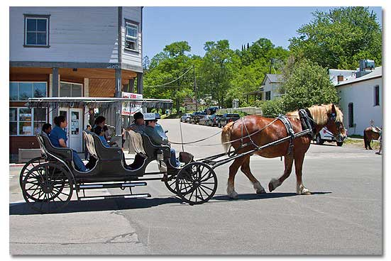 Julian, California, Historic Gold Mining Town Famous for Its