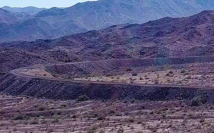 Eagle Mountain, CA - Ghost Town - DesertUSA