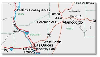 Truth or Consequences, New Mexico   DesertUSA