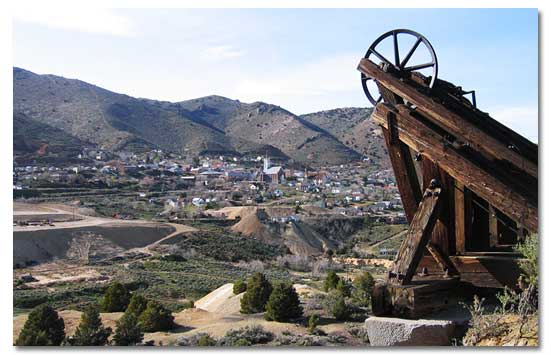 Virginia City Nevada Desertusa