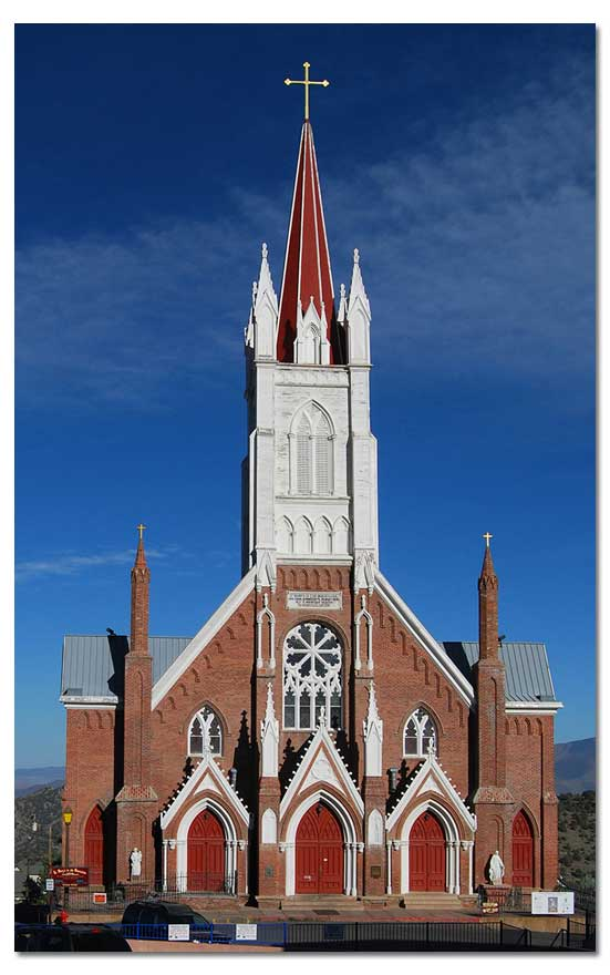 Catholic Church Tour