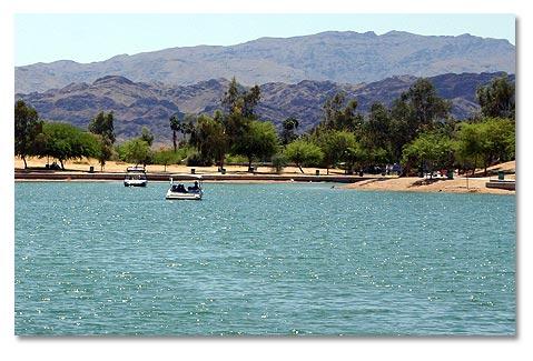 Lake Havasu State Park