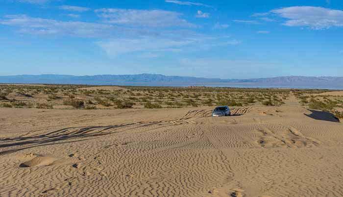 4-Wheel Trail Driving Tips - DesertUSA