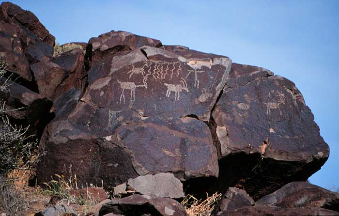 Ancient Rock Art Is Still A Mystery Desertusa