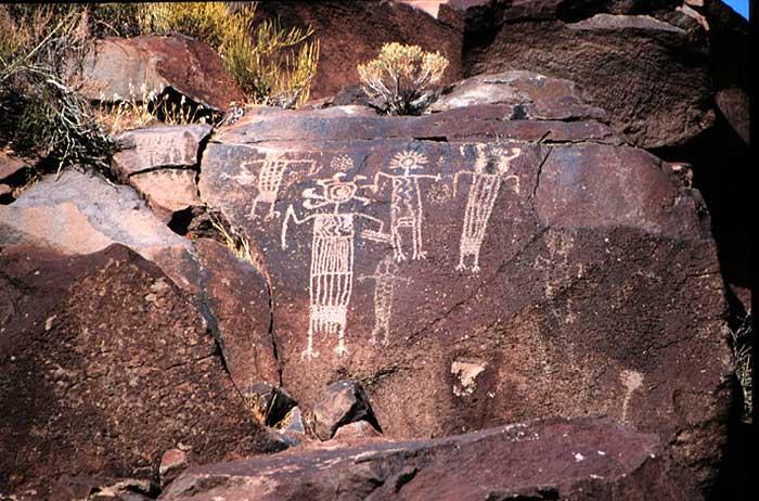 Ancient Rock Art Is Still A Mystery Desertusa