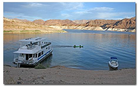 Colorado River, Lake Mead, Lake Mohave, Lake Powell - DesertUSA