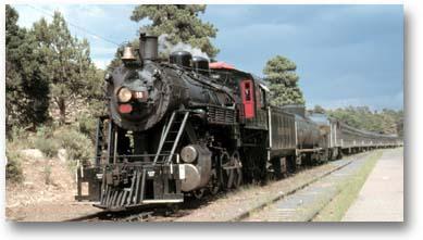 Grand Canyon Railway >> Grand Canyon Railway Train Ride Williams Az Desertusa