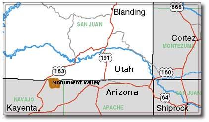 Monument Valley Filmmaking and Myth - DesertUSA