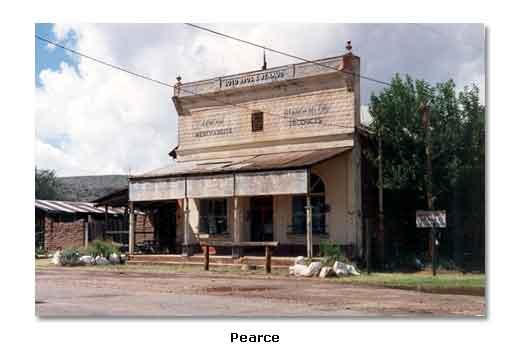 Ghost Towns of Southern Arizona - DesertUSA