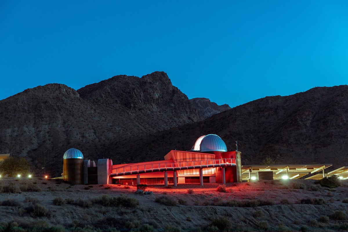 Rancho Mirage Observatory and Desert Star Gazing - DesertUSA