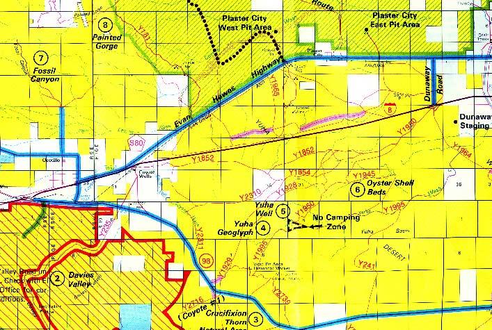 Yuha Desert OHV Recreation Area - DesertUSA on