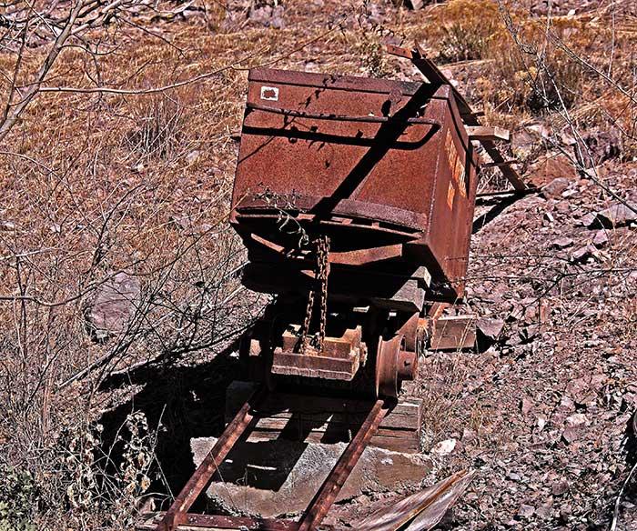 Mogollon New Mexico - DesertUSA