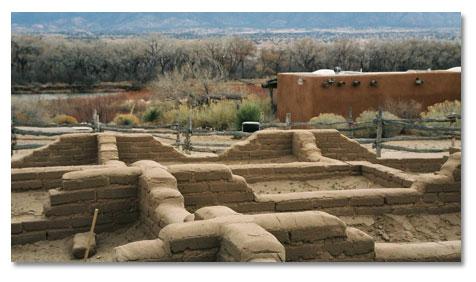 Coronado State Monument Desertusa
