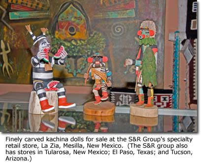 Kachina Dolls Southwest Collectible Desertusa