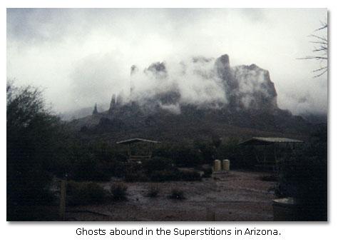 Desert Ghost Stories Desertusa