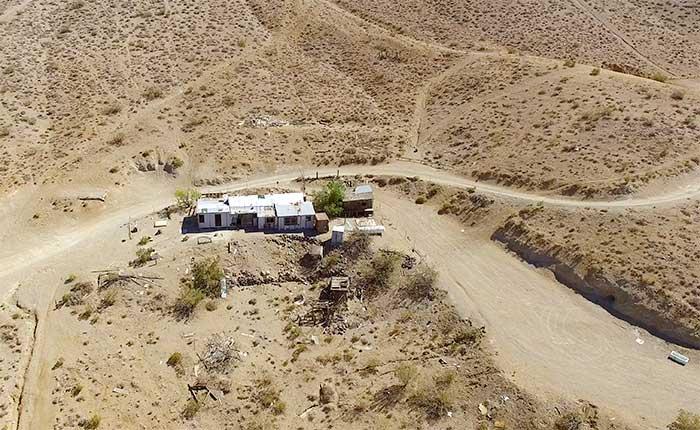 Burro Schmidt's Home