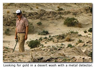 Where To Find Gold Desertusa