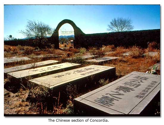 Concordia A Desert Graveyard In El Paso Texas Desertusa