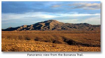 The Bonanza Trail El Paso Mountains California DesertUSA - El paso california