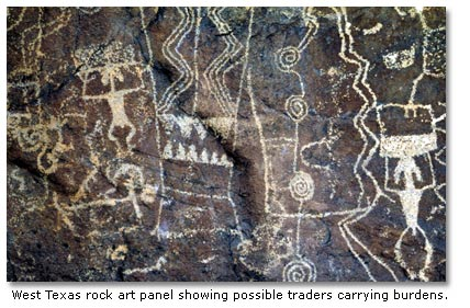 Native Americans Trails