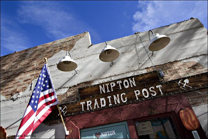 Nipton store