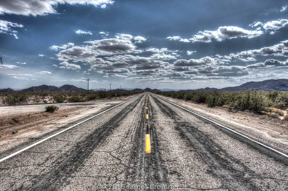 Historic Route 66:  Amboy, CA
