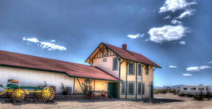 Historic Route 66: Goffs, CA
