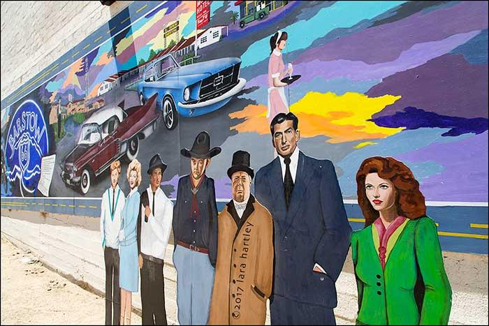 Barstow's Murals
