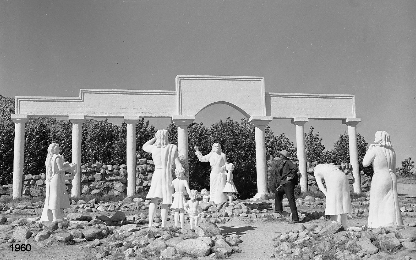 UPDATE: The Interesting History of Desert Christ Park