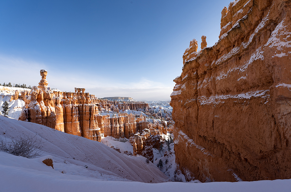 Winter Operations at Bryce Canyon National Park