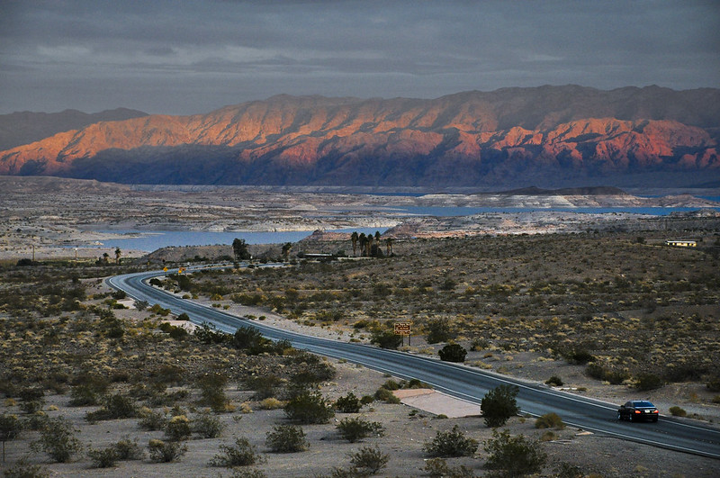 Lakeshore Road at Lake Mead to be Repaved, Delays Expected November 2-30