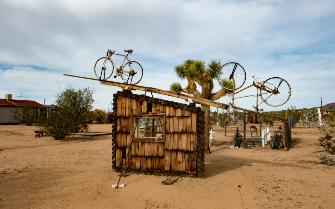 Discover Art Off the Beaten Path in Joshua Tree