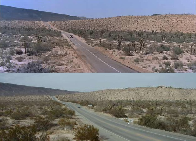 Mad Mad World, 1960's and 2010