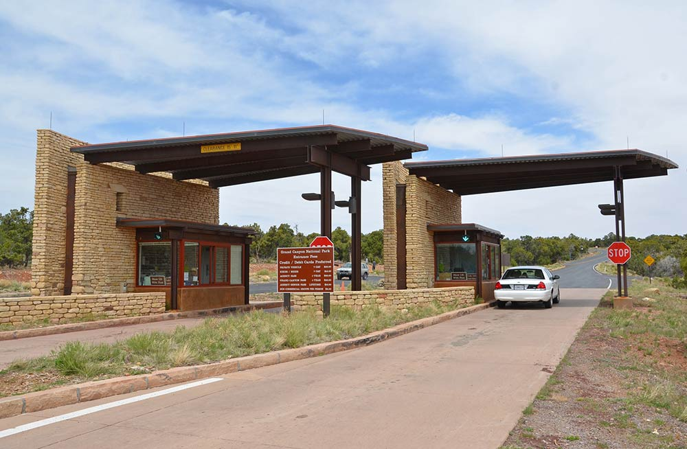 Grand Canyon Re-Opens East Gate
