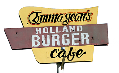 HOLLAND BURGER CAFE