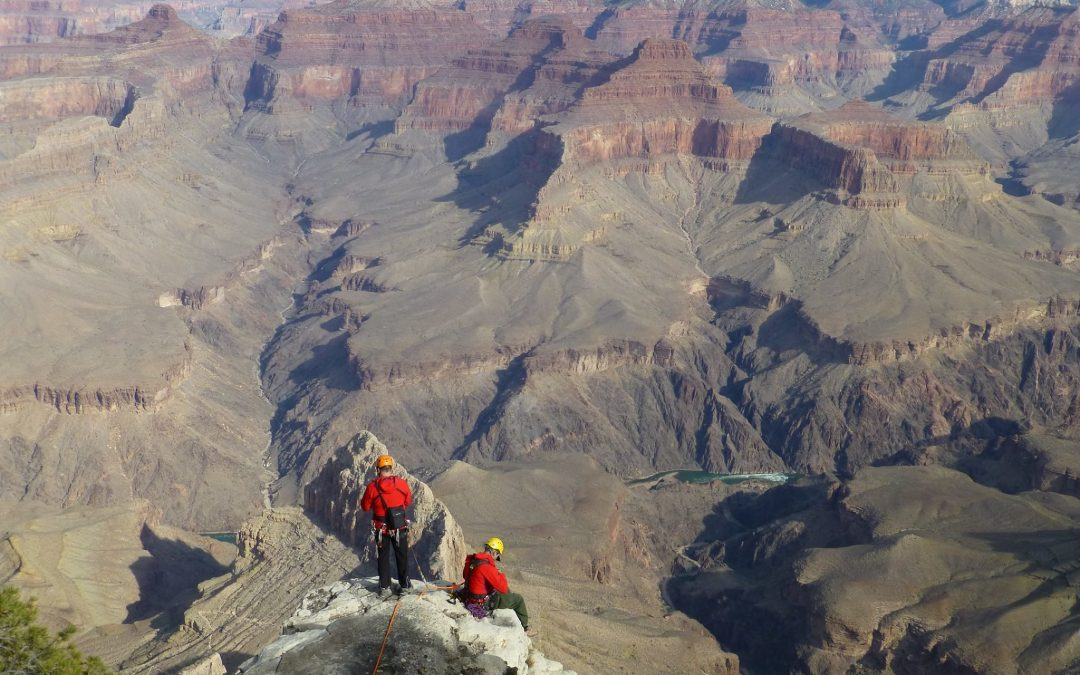 Body Recovered at Grand Canyon