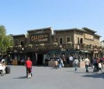 Calico Saloon at Knott's