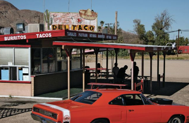 Fast Food In Mojave
