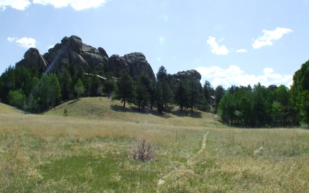 Land Donation Closes,  Adding 280 Acres to Florissant Fossil Beds