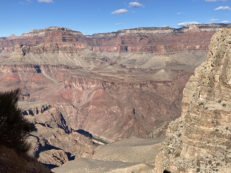 Man sentenced to prison after violent altercation in Grand Canyon National Park