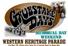 Grubstake Days 2017
