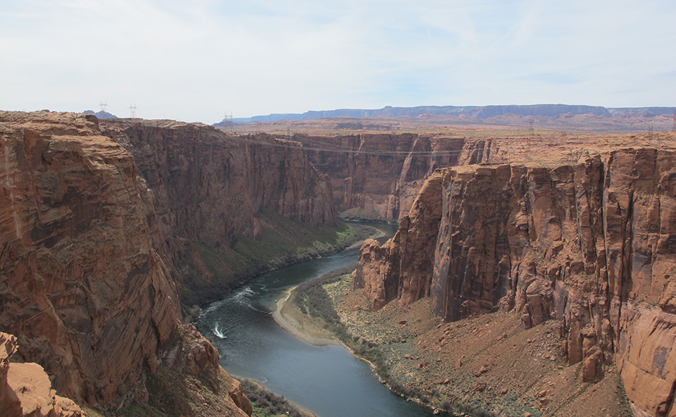 Human Remains Discovered Below Colorado River Overlook