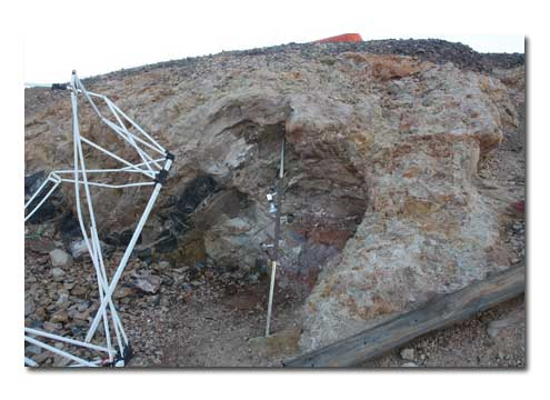 A Return Visit To The Opal Hill Mine @ Wiley Well District