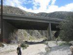 Under the Roadway