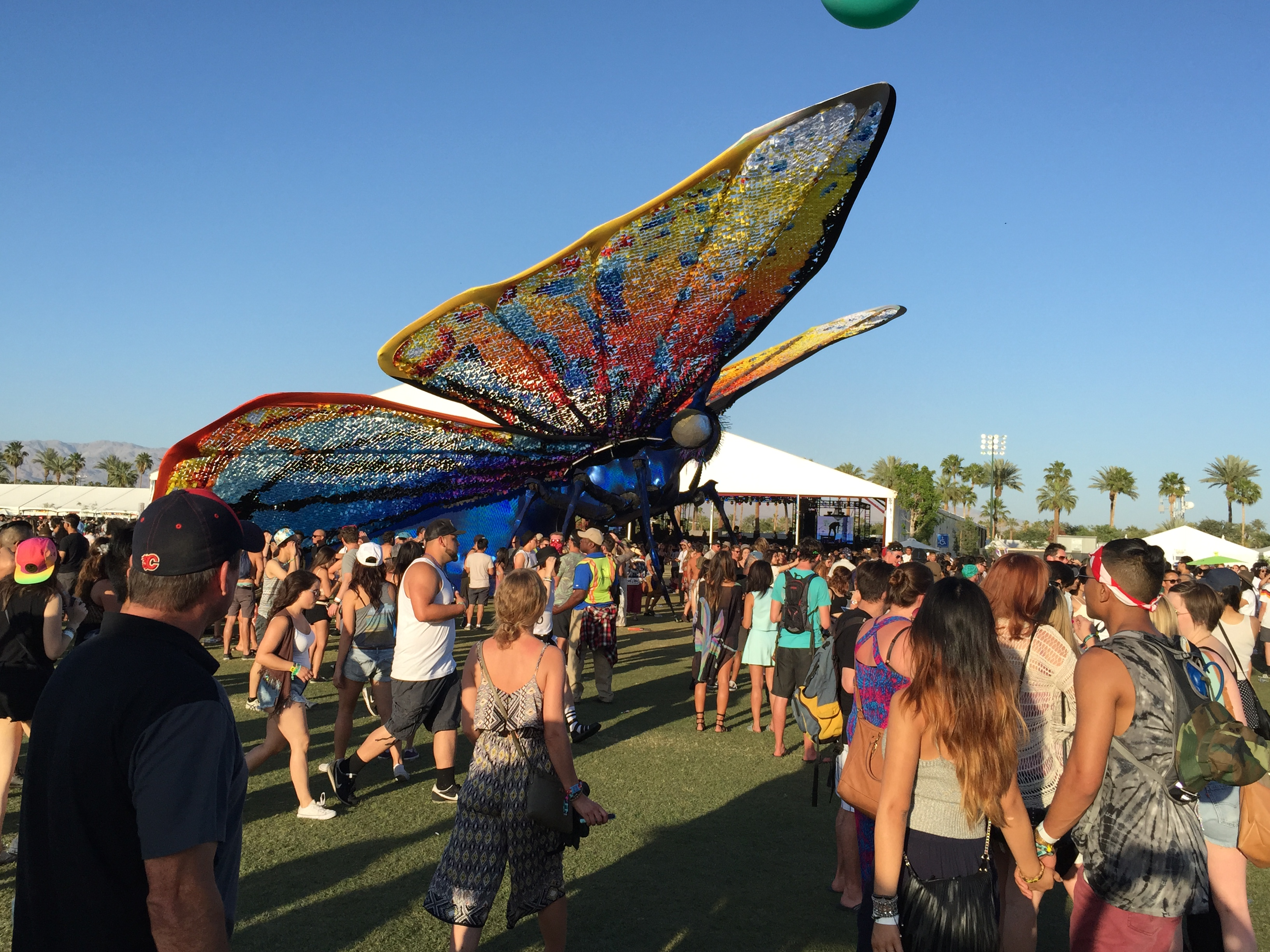 Fans Flock to the Desert for Music Festivals