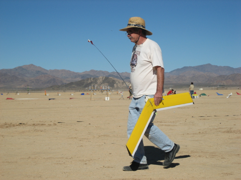 A Remote Controlled Rocket That Lands Like an Airplane